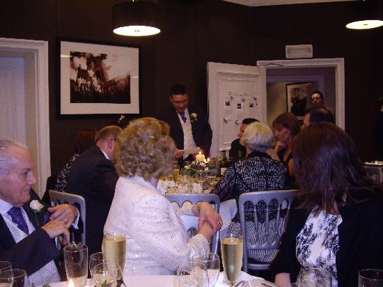 Grafton House Hotel: Dining Room