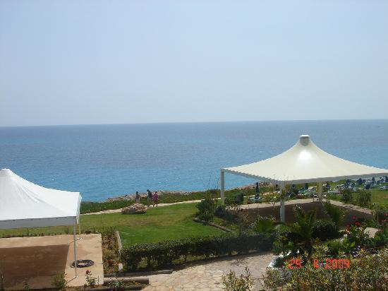 Atlantica Club Sungarden Hotel : View from balcony