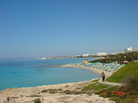 Atlantica Club Sungarden Hotel : Beach near hotel