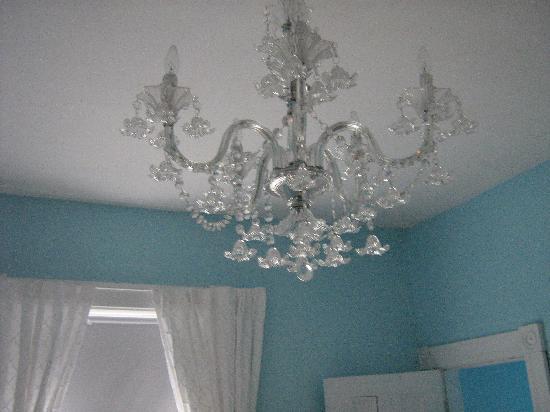 "Manoir Becancourt: room ""Marie Antoinette"""