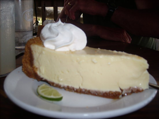 S.S. Wreck & Galley Grill: World Famous Key Lime Pie