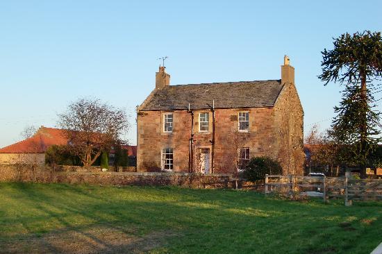 Crauchie Farmhouse