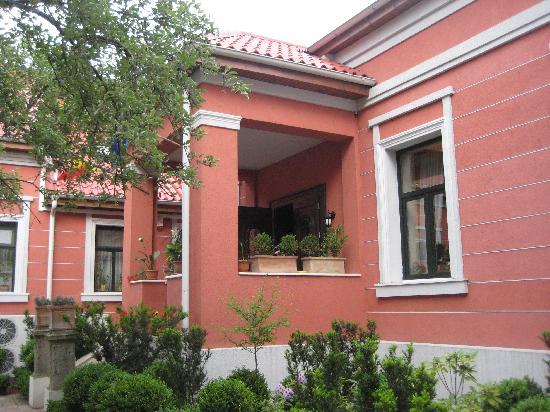 Casa del Sole: Reception entrance