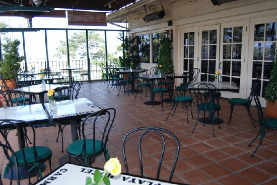 Terrace grill carmel restaurantanmeldelser tripadvisor for Terrace grill