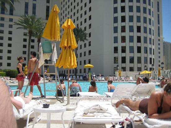 Pool Picture Of Planet Hollywood Resort Casino Las Vegas Tripadvisor
