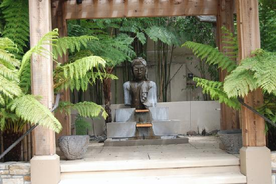 Tradewinds Carmel: meditation area