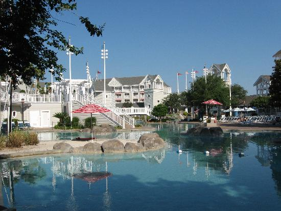 Part of stormalong bay picture of disney s beach club resort