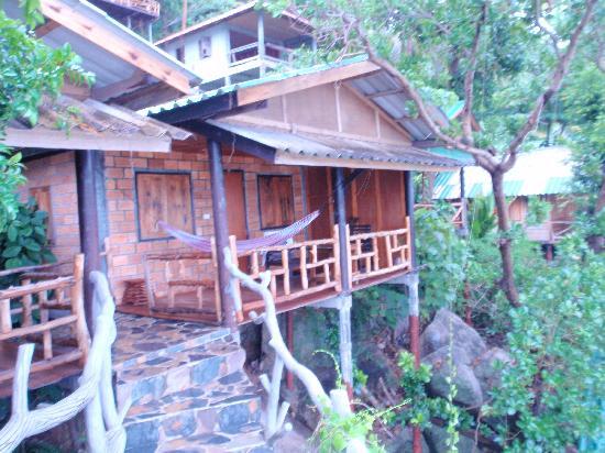 Mai Pen Rai Bungalows: our rocks bungalow