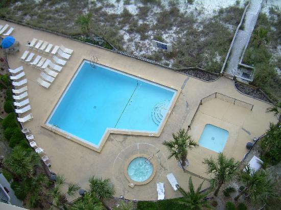 The Commodore Pools