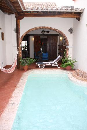 Casa Sweety pool