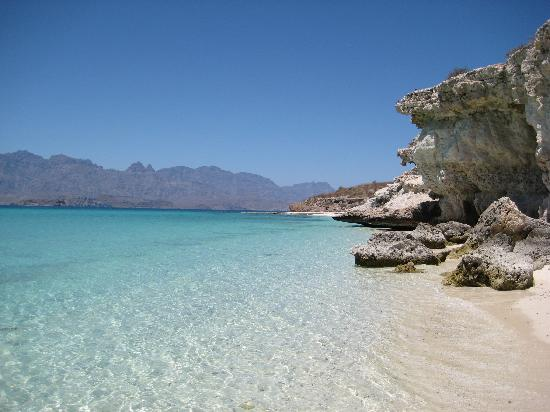 Las Cabanas de Loreto: The most beautiful beach in the world, Isla del Carmen