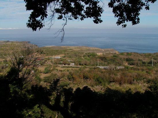 Cape Bojeador Lighthouse: The view from Bojeador Lighthouse