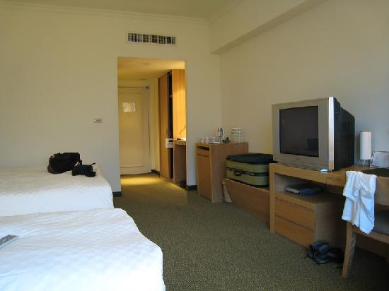 Parkview Hotel: Room