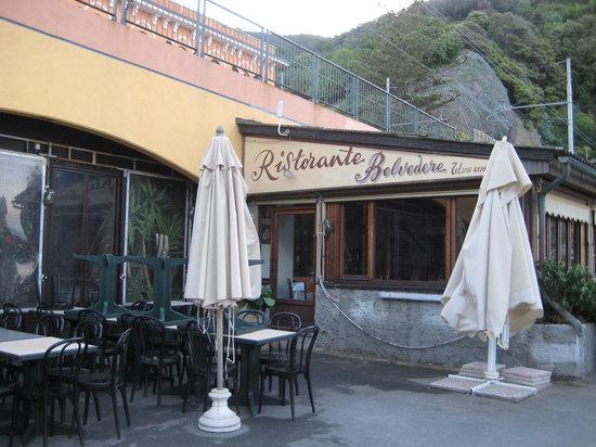 Ristorante Belvedere Monterosso Al Mare Restaurant