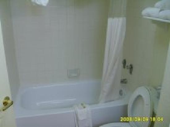 Baymont Inn & Suites Marietta/Atlanta North: bath room
