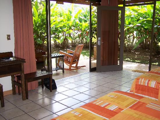 Arenal Manoa Hotel: the room