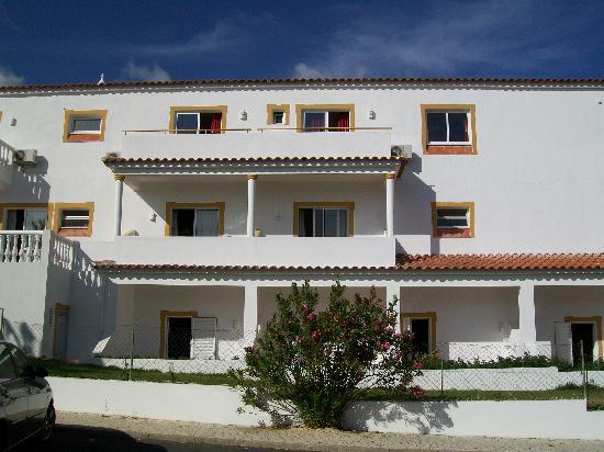 Agua Marinha: the large southwesterly balconies
