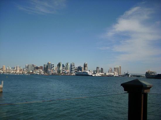 Island Prime Restaurant: View