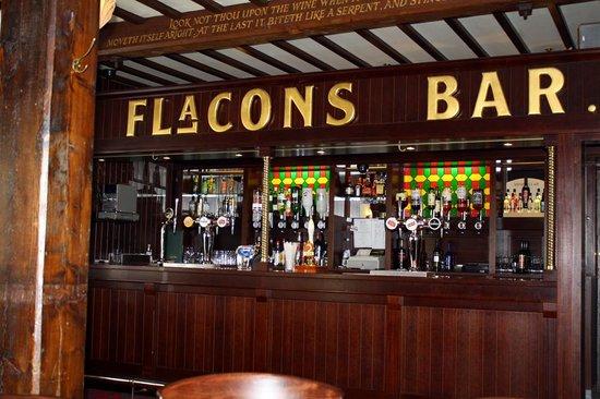 The Northwick Hotel: Flacons Bar