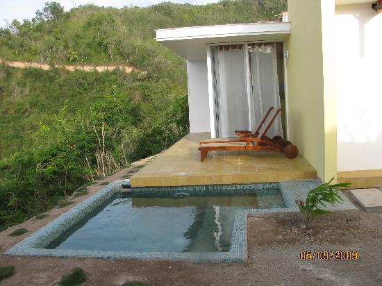 Posada Caribana: Habitaciones de Playa de Uva