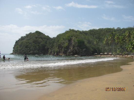 Posada Caribana: Playa Medina