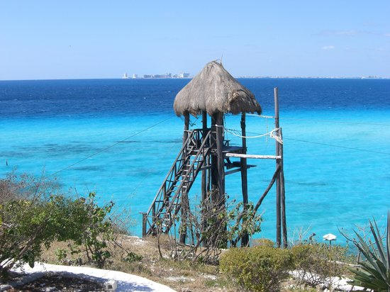 Isla Mujeres, Meksika: Enjoy the sunshine