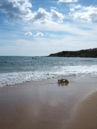 Muthu Clube Praia da Oura: One of the beaches near the apartments.