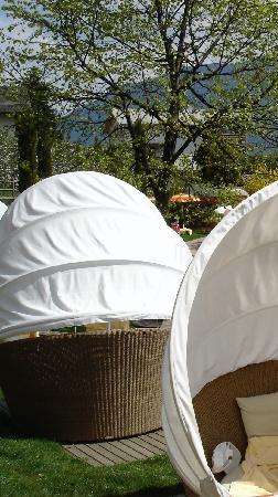 Lindenhof Active Relax Resort: sunbed