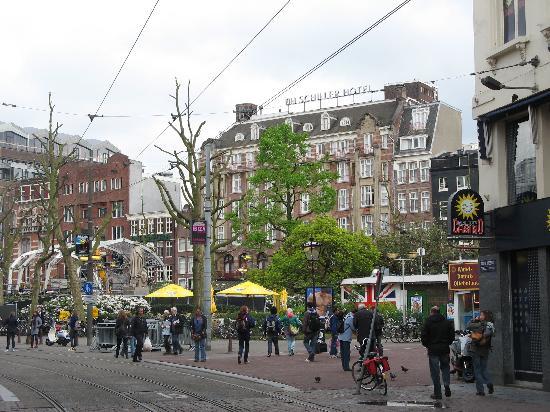 NH Amsterdam Schiller: Rembrand Plein