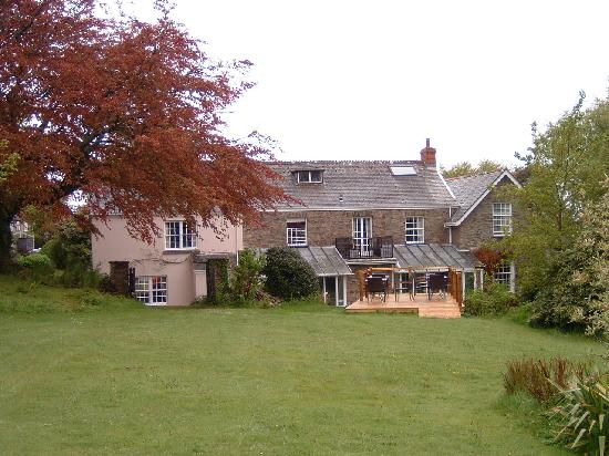 The Old Rectory Hotel: Old Rectory Hotel, Exmoor
