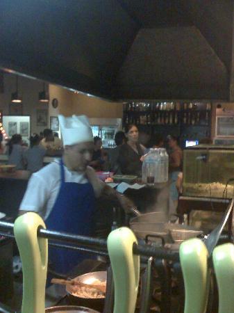 Sala Bua & Lo Spuntino Restaurant: barbieri umberto..(chef)