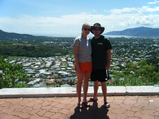 Turtle Tours: view over Cairns