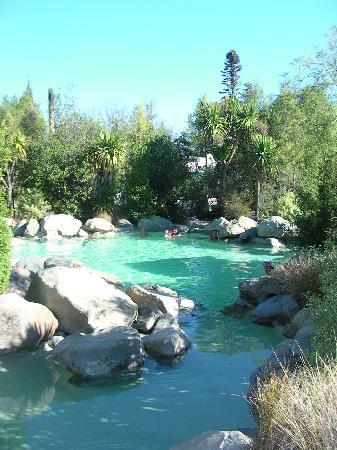 Hanmer Springs Thermal Pools & Spa : hanmer springs spa