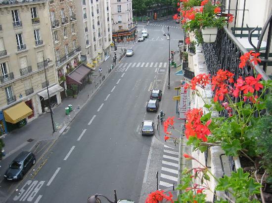 Familia Hotel: From the small balcony of the Familia
