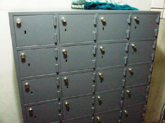 Best Western La Vinci Hotel: Safe Deposit Box