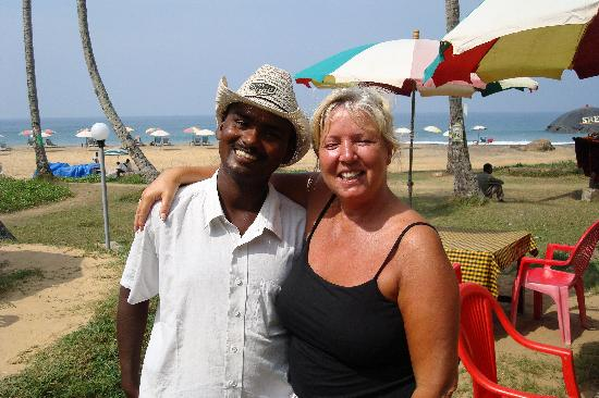 Lighthouse Beach: My Wife & Chivas Samudra beach
