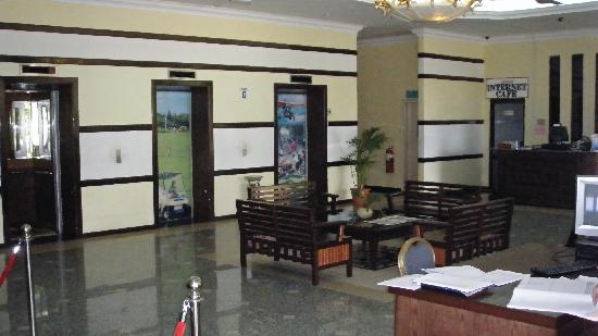 A'Famosa Resort Hotel Melaka: Hotel lobby