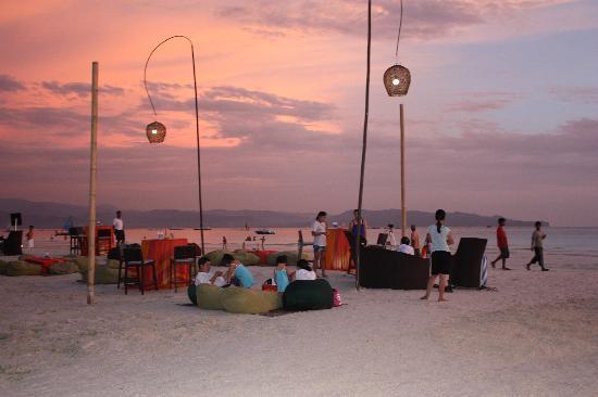 Discovery Shores Boracay: mojito shindig