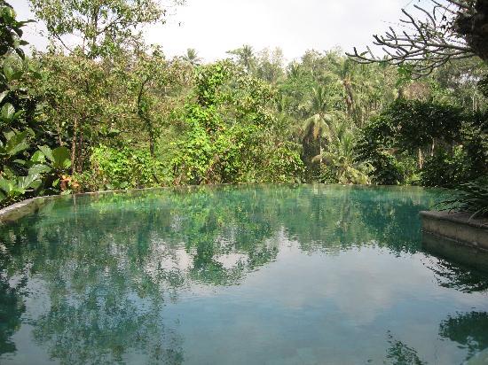 Natura Resort and Spa : Vue sur une des piscines