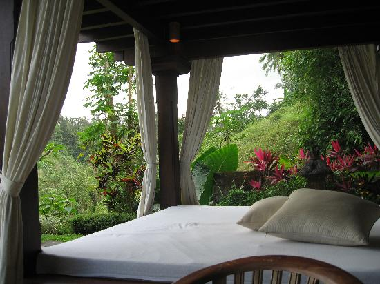 Natura Resort and Spa : Terrasse de notre chambre