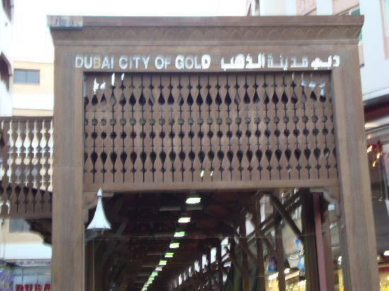 Ramee Hotel Apartment: L'inizio del famoso mercato dell'oro