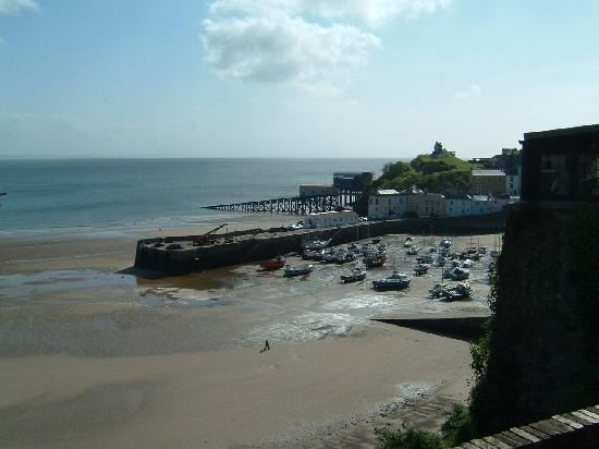 Southcliff Hotel: Tenby harbour