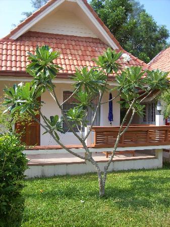 Baramie Residence: notre bungalow