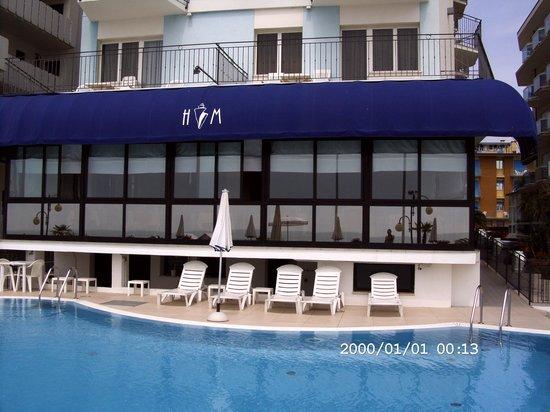 Manila Hotel : Pool