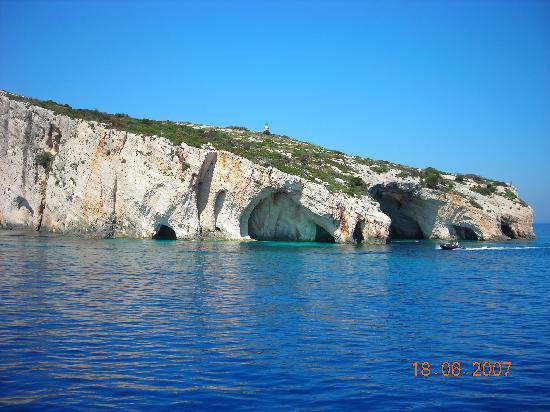 Zante Star: Boat trip
