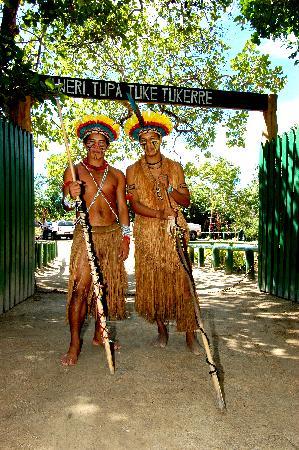 Porto Seguro, BA: indios