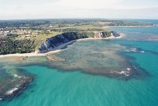 Porto Seguro, BA: recife