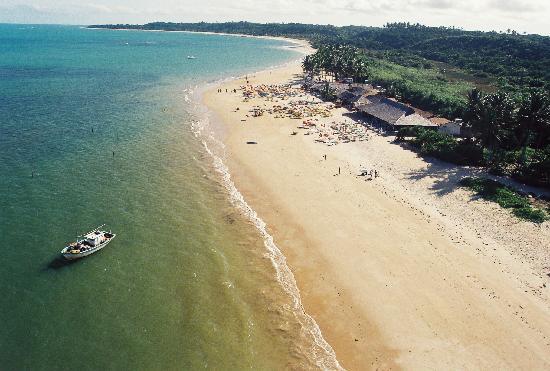 Porto Seguro, BA: praia