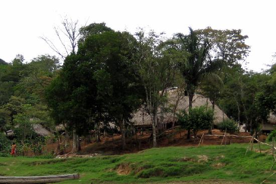 Embera Tours Panama: Embera Village