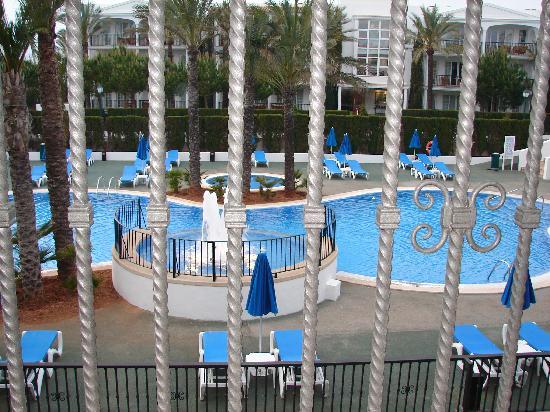 Inturotel Sa Marina: Pool View